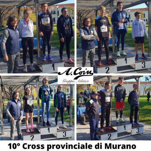 10° Cross provinciale di Murano