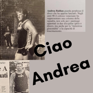 Ciao Andrea